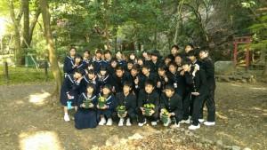 磐田市しろやま中学2年