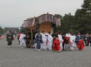 葵祭 おちごさん